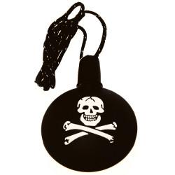 Piratbubblor med snöre