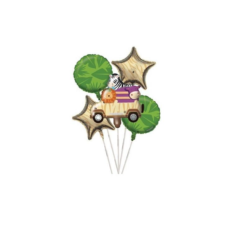 Safari Ballongbukett