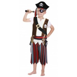 Maskerad Kit Pirat