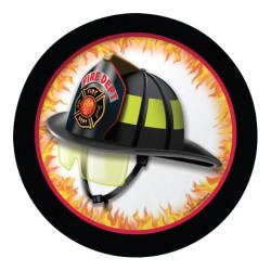 Brandbil Assietter Fire
