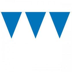 Flaggirlang Blå