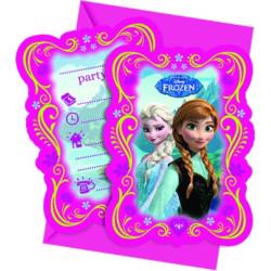 Frost Inbjudningskort