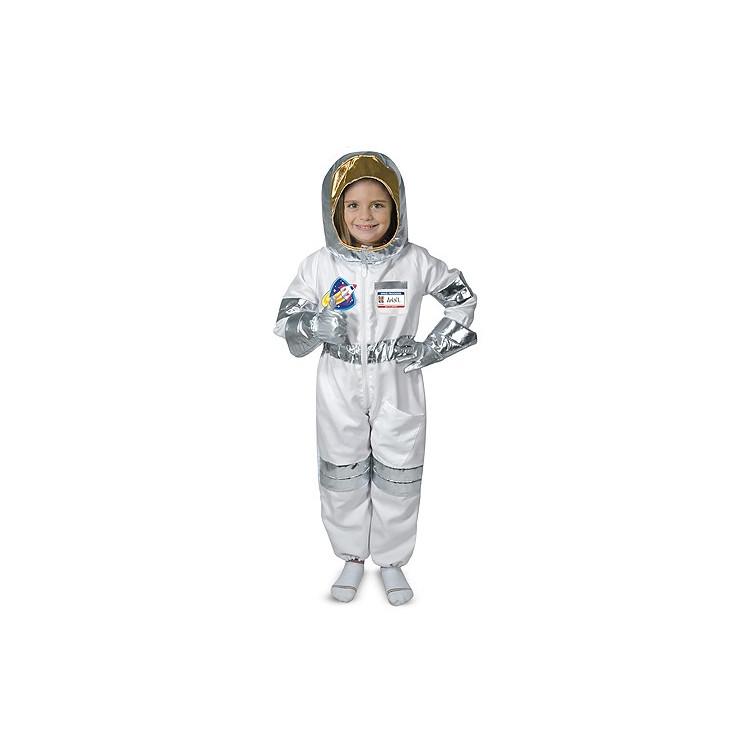 Utklädnad Astronaut