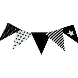 Vimpelgirlang Stars and Stripe