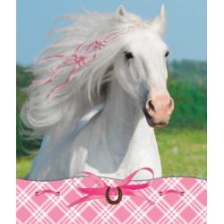 Anteckningsbok Vita Hästen
