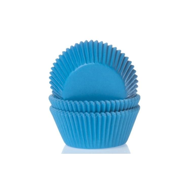 Muffinsformar Blå