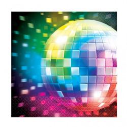Disco Fever Servetter