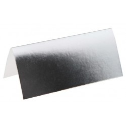 Placeringskort Silver