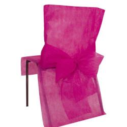 Stolsöverdrag Hot Pink