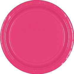 Assiett Hot Pink