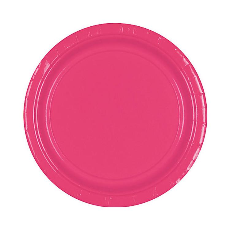 Assiett Hot Pink