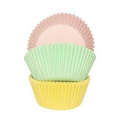 Muffinsformar Pastell