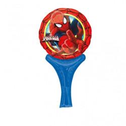 Miniballong Spindelmannen