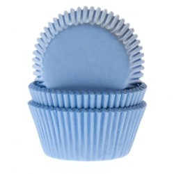 Bakformar Ljusblå Mini