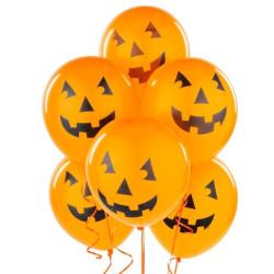 Halloween Ballonger pumpa