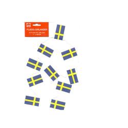 Flagg-girlang Sverige
