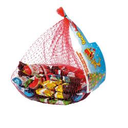 Chokladtomtar i nät