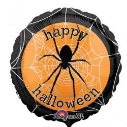 Folieballong Halloween-Spindel