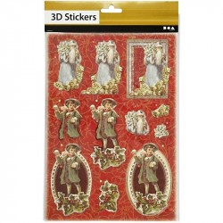 Decoupage-Stickers