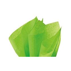 Silkespapper Limegrön