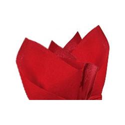 Silkespapper Röd