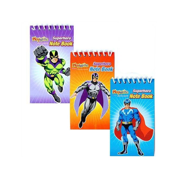 Superhjälte Notebook