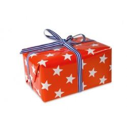 Presentpapper Star