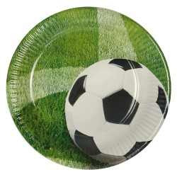 Fotbolls Tallrik