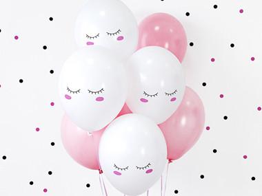 Ballonger med motiv