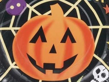 Övrig Halloweendukning