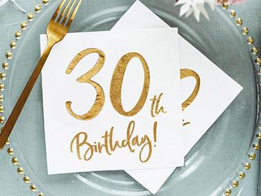 30 års fest