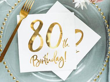80 års fest