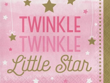 Baby Pink Star