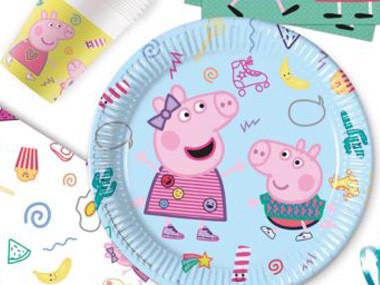 Peppa Pig Kalas