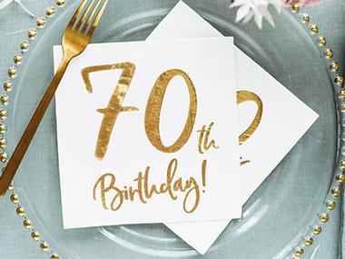 70 års fest