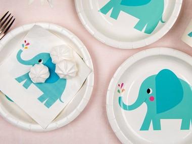 Blå Elefant