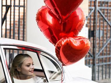 Bröllopsballonger